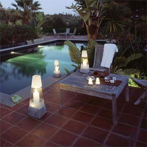 Illuminare il giardino molteplici soluzioni in grado di - Illuminare il giardino ...