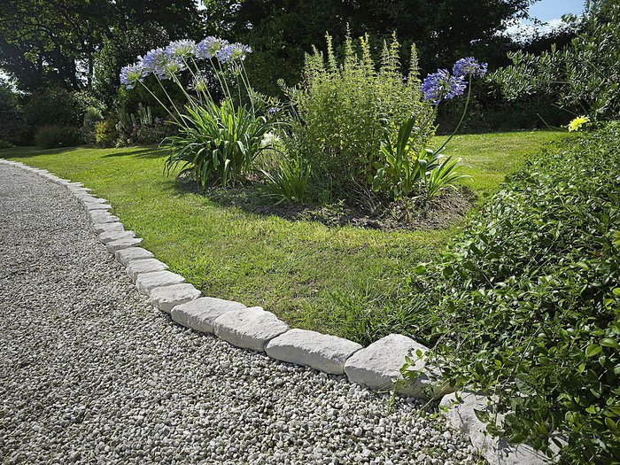 aiuole per giardino fiori e piante : Bordure per il giardino ed il prato - Giardinaggio Piante e Fiori