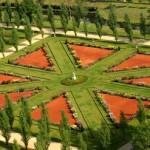 giardino alla francese