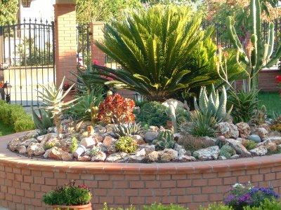 Consigli su come curare i giardini rocciosi in estate - Immagini giardini rocciosi ...