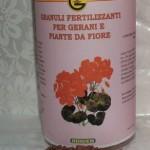 Fertilizzante in granuli