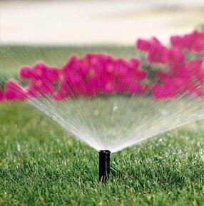 Irrigazione a scomparsa