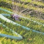 Impianto di irrigazione di superficie