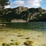 Parco dei Cento Laghi -Lago Santo
