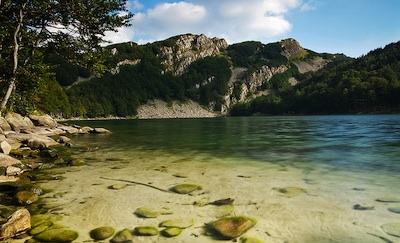 Parco dei Cento Laghi - Lago Santo