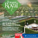 Potager Royal - inaugurazione
