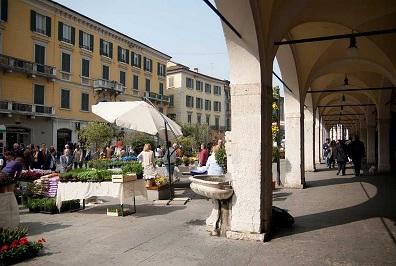 Brixia florum mostre mercato del florovivaismo nel cuore for Mostre mercato fiori 2017