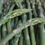 Raccogliere gli asparagi fuori stagione