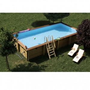La piscina in giardino consigli utili per la scelta del modello giardinaggio piante e fiori - Piscina plastica rigida ...